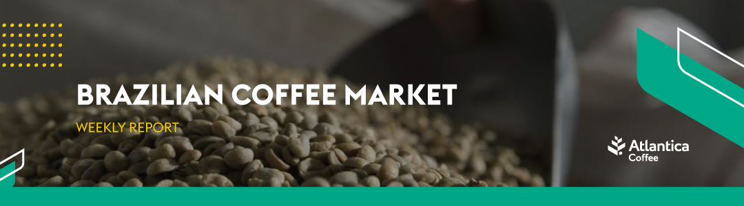 Weekly report – Brazilian Coffee Market – Jan 25-29, 2021