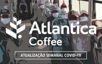 Atualização semanal COVID-19 – 17 de abril de 2020