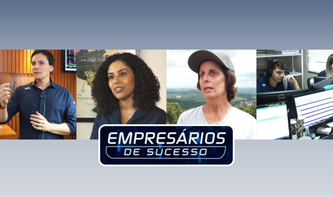 """Atlantica Coffee em entrevista no """"Empresários de Sucesso"""""""