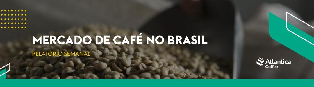 Relatório Semanal – Mercado de café no Brasil – 01-05 mar. 2021
